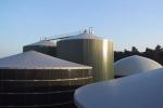 グラスコーティングタンクによるメタン発酵槽、ガスホルダー